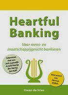 cover boek Heartful Banking