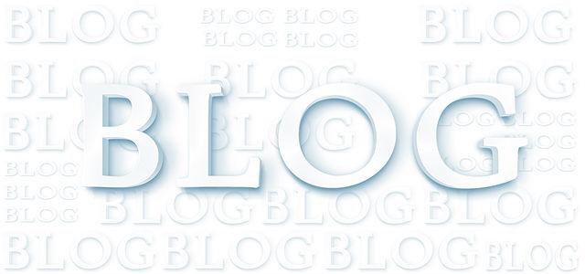 afbeelding van het woord blog op de pagina over blogs laten schrijven