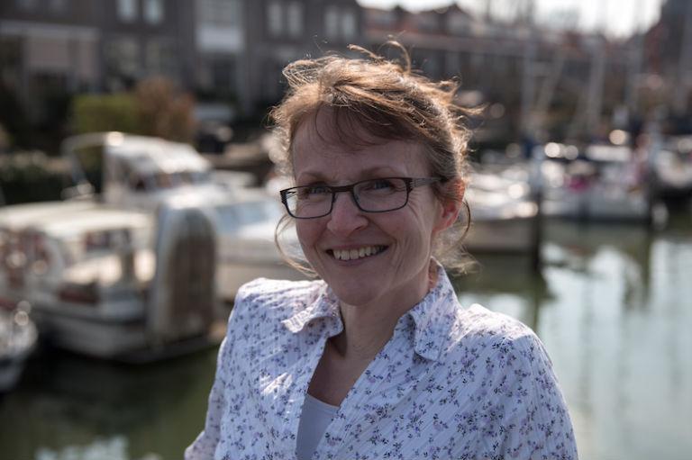 foto van Sonja van Vuren op de pagina online marketing zzp'er