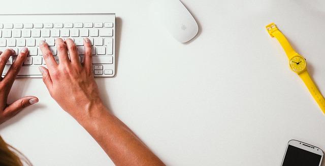 Toetsenbord - tekst laten herschrijven