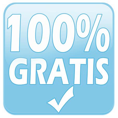 100% gratis illustratie bij blog over dol op gratis