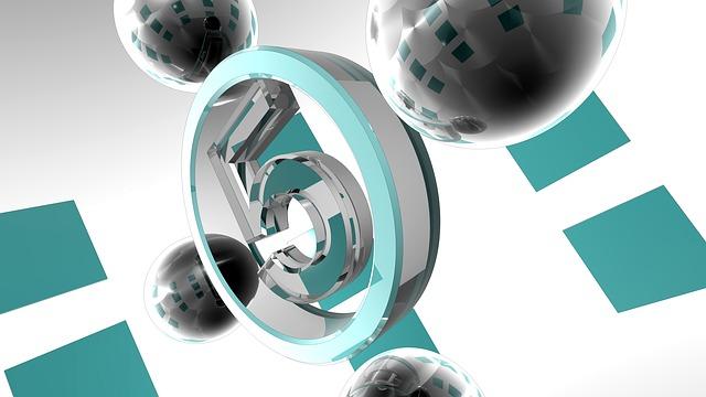 5 in een cirkel - afbeelding bij de blog 5 tips die online marketing makkelijker maken