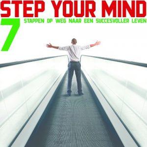 cover van het boek Step Your Mind