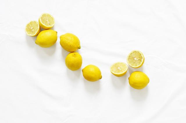 7 citroenen - afbeelding bij de blog De weg naar succes kent slechts 7 stappen
