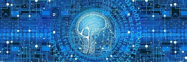 verbeelding van Artificial Intelligence bij blog over algoritmisering